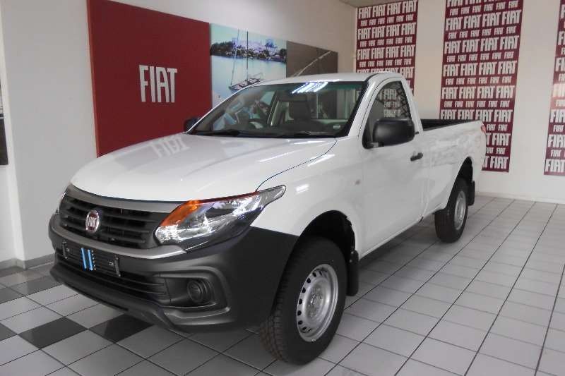 Fiat Fullback 2.5D Single Cab 2020