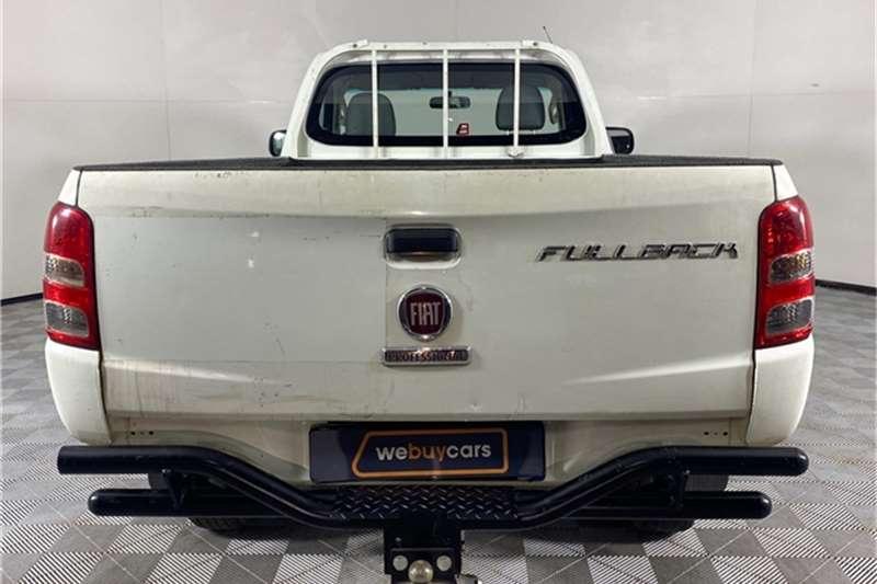 2018 Fiat Fullback Fullback 2.5Di-D