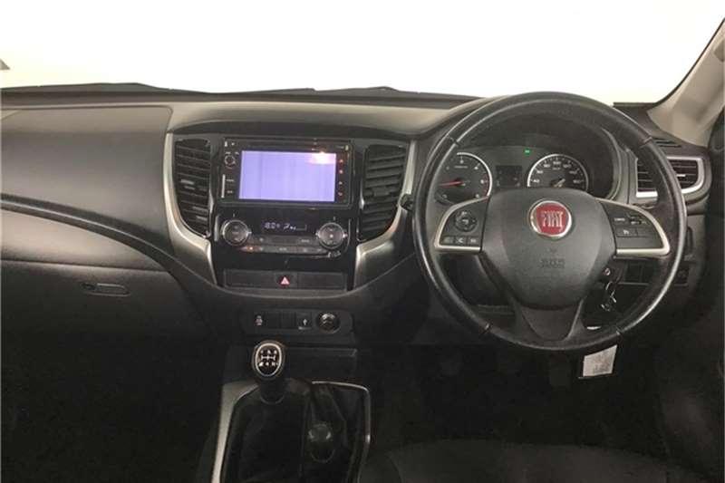 Fiat Fullback 2.5Di-D double cab 4x4 LX 2016