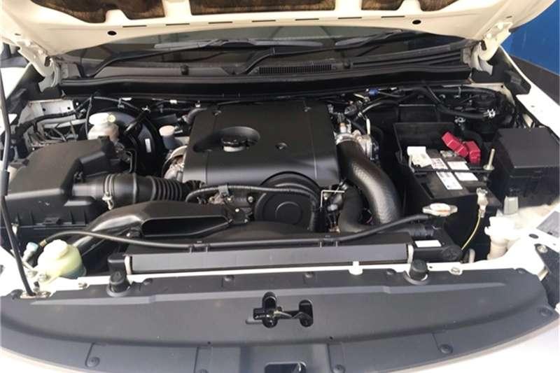 Fiat Fullback 2.5Di-D double cab 4x4 LX 2017