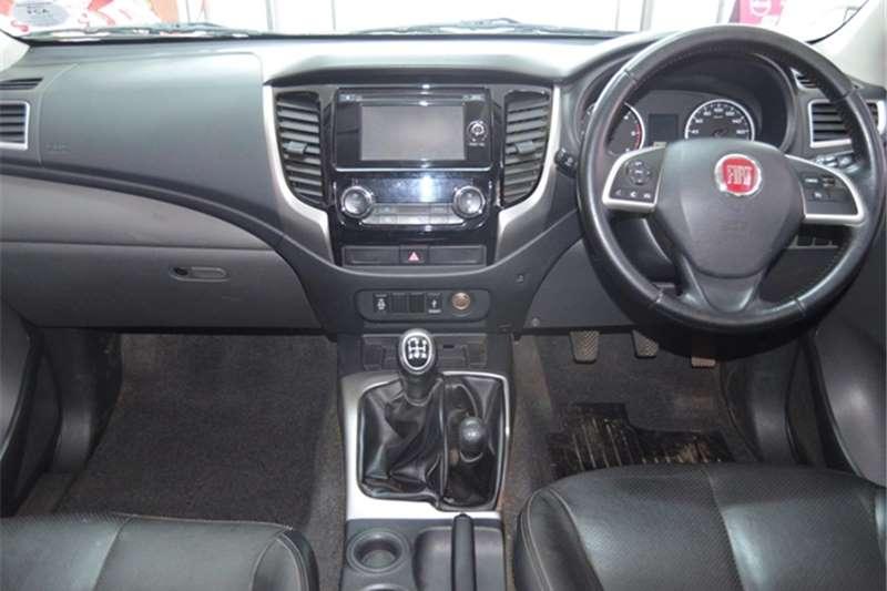 Used 2017 Fiat Fullback 2.5Di D double cab 4x4 LX