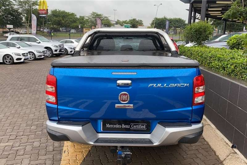 Fiat Fullback 2.5Di D double cab SX 2019