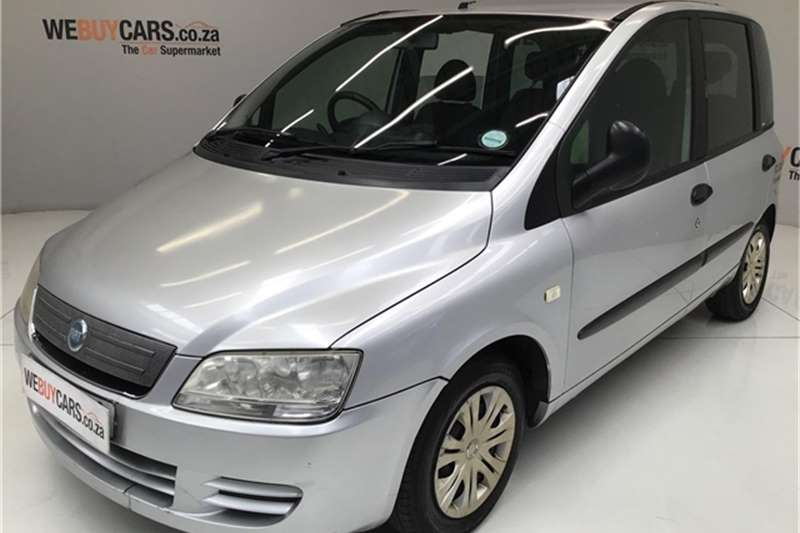 Fiat Multipla 1.6 Active 2006
