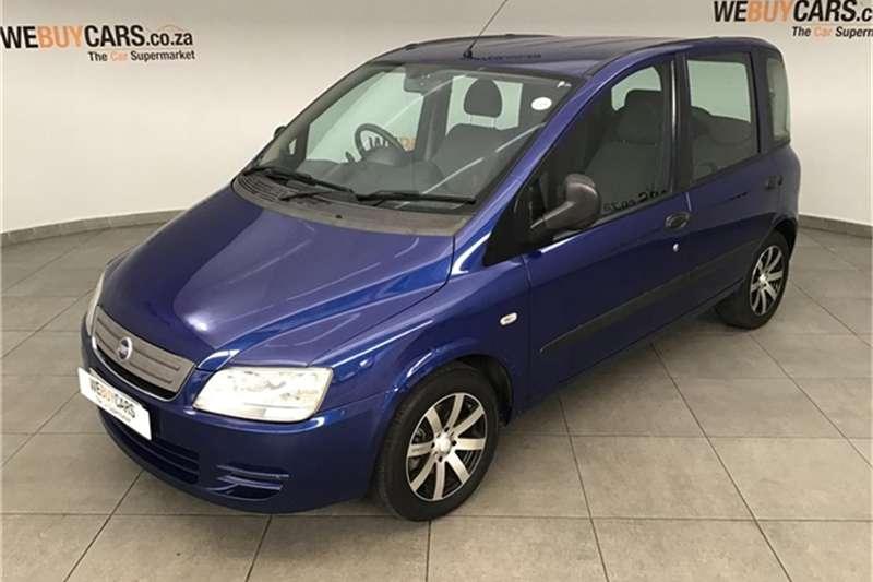 Fiat Multipla 1.6 Active 2009