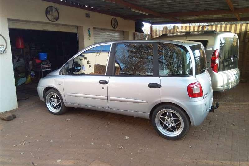 Fiat Multipla 1.9 Multijet Dynamic 2007