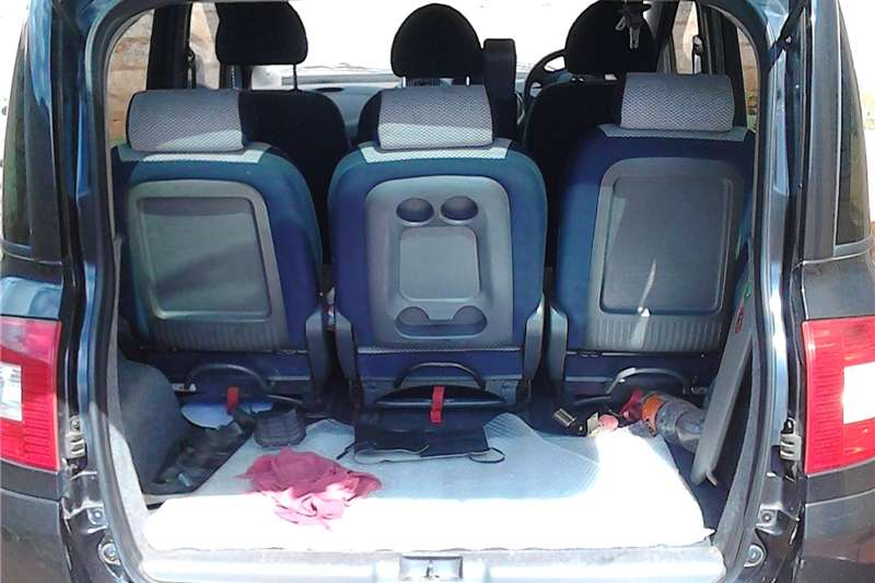 Fiat Multipla 1.9JTD Dynamic 2006