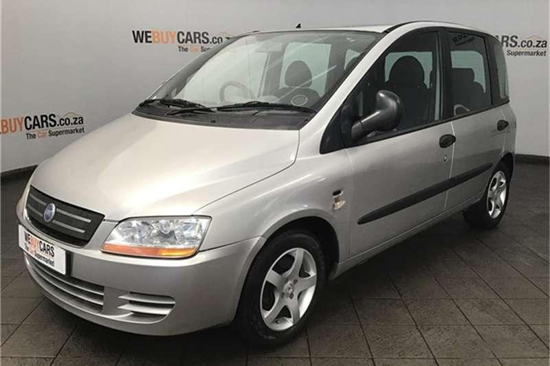 2006 Fiat Multipla 1.6 Active