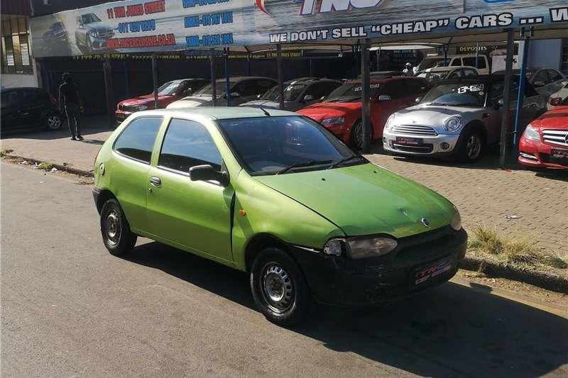 Fiat Palio 1.2 3 door Go! 2002
