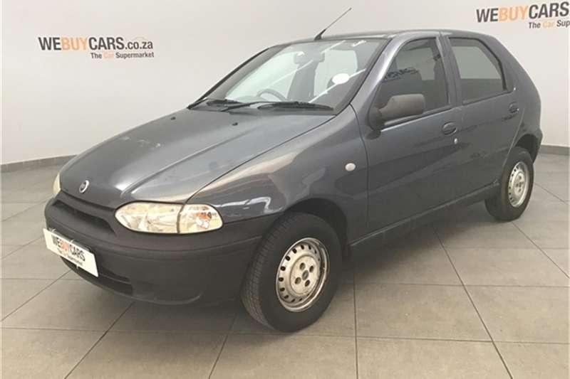 Fiat Palio 1.2 3-door Go! 2008
