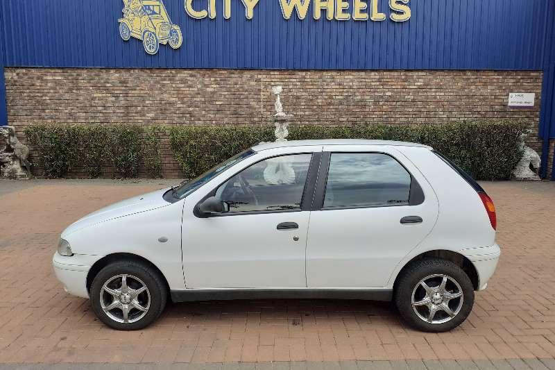 Fiat Palio 1.2 5 door Active 2003