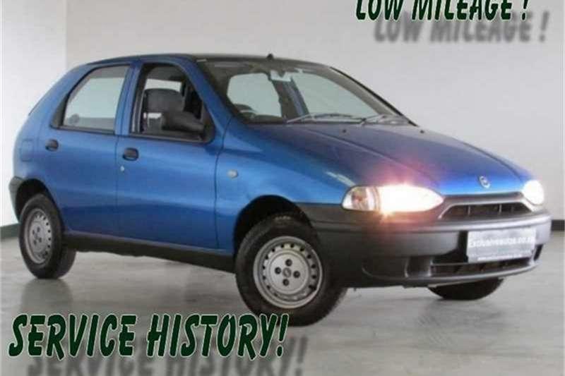 Fiat Palio 1.2ED 5Dr 2003