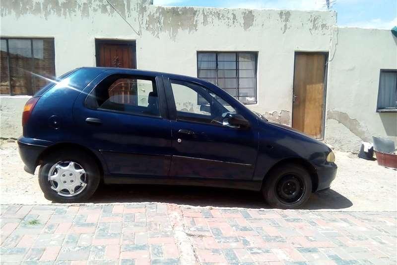 Fiat Palio 1.6 EL 5 door 2000
