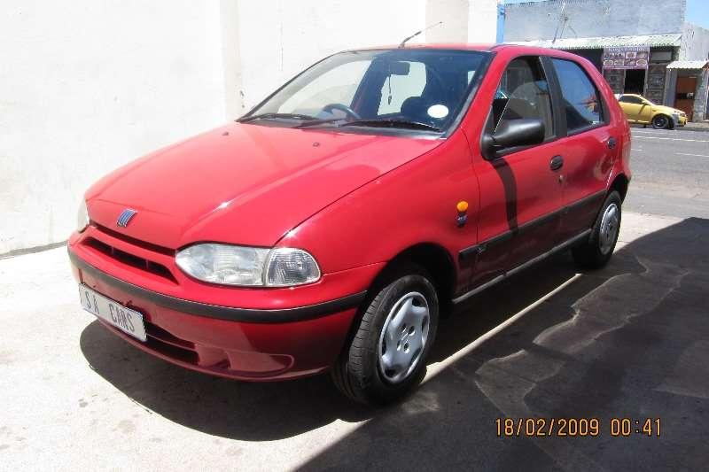 Fiat Palio 1.6 EL 5 door 2001