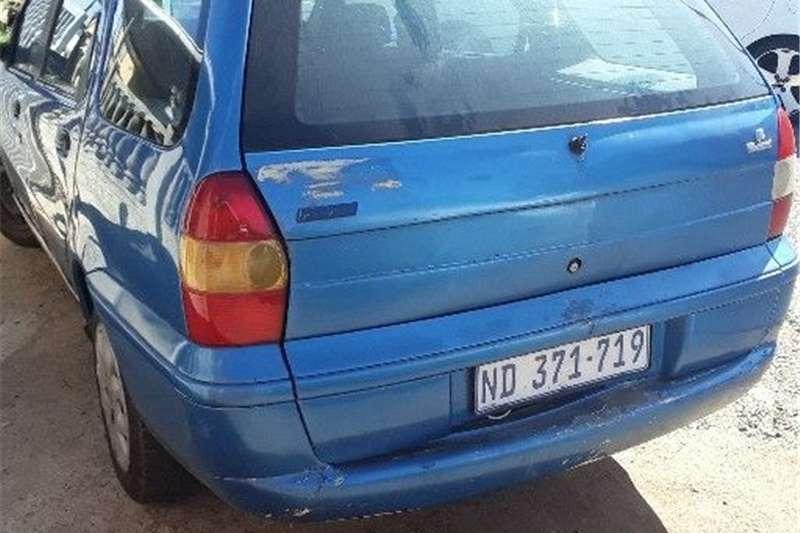 Fiat Palio 1.6 EL 5 door 2003