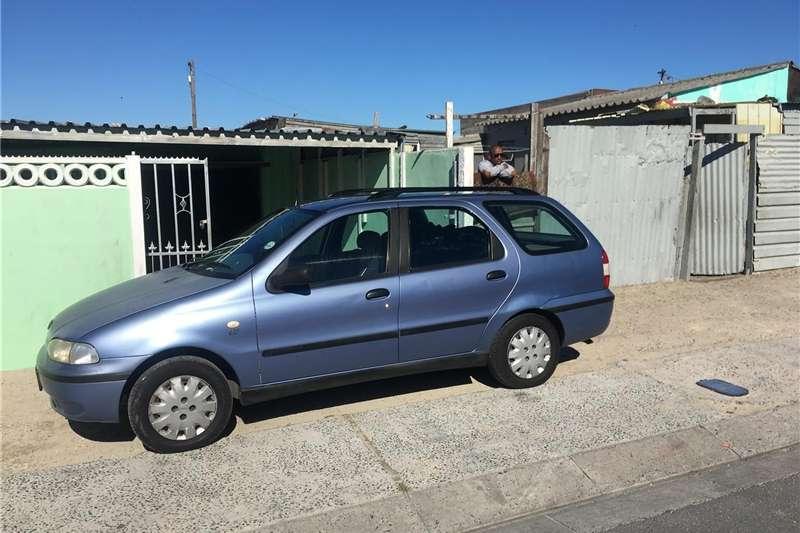Fiat Palio 1.6 EL 5 door 2004