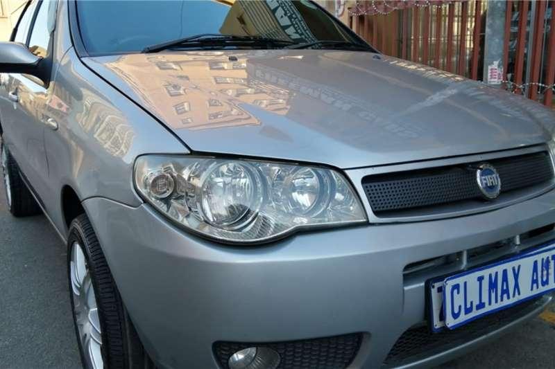 Fiat Palio 1.6 EL 5 door 2011