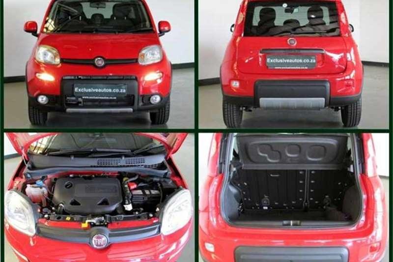 Fiat Panda 0.9 TwinAir 4x4 2020
