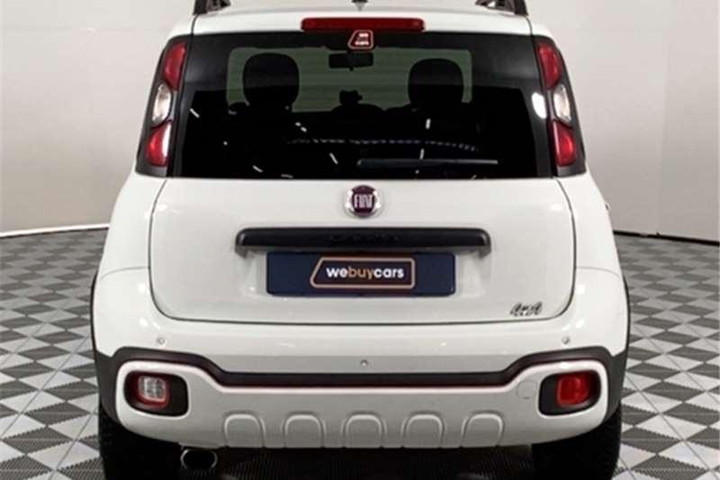 2020 Fiat Panda Panda 0.9 TwinAir 4x4 Cross