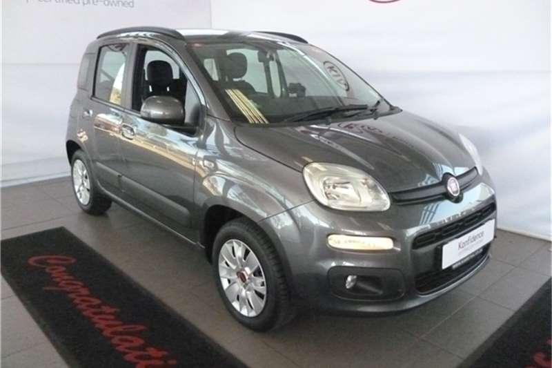 Fiat Panda 0.9 TwinAir Lounge 2019