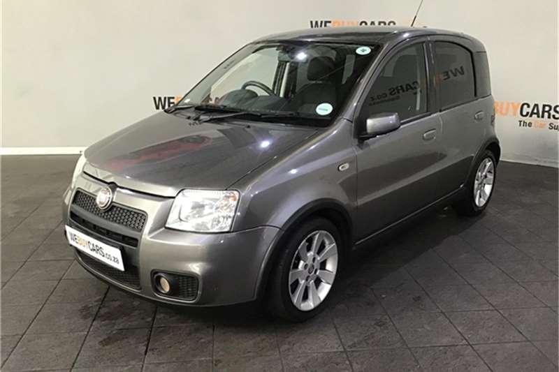 Fiat Panda 1.4 100HP 2008