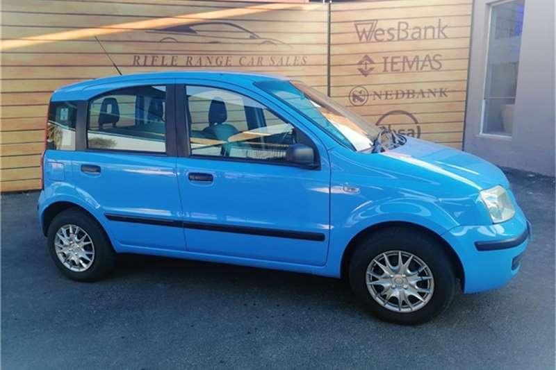 Used 2008 Fiat Panda 1.4 100HP