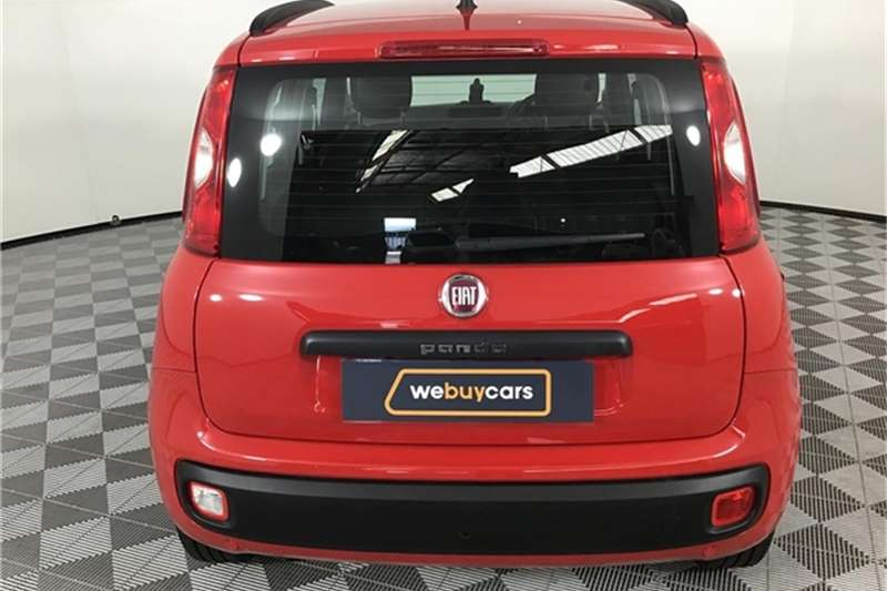 2020 Fiat Panda 0.9 TwinAir Lounge