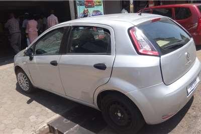 Fiat Punto 1.2 16V Active 2012