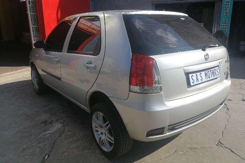 Fiat Punto 1.2 16V Dynamic 2011