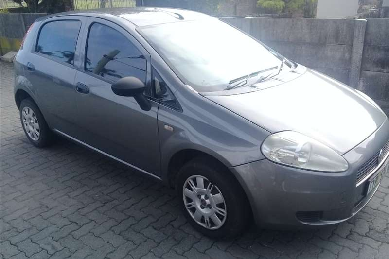 Fiat Punto 1.2 Active 2011