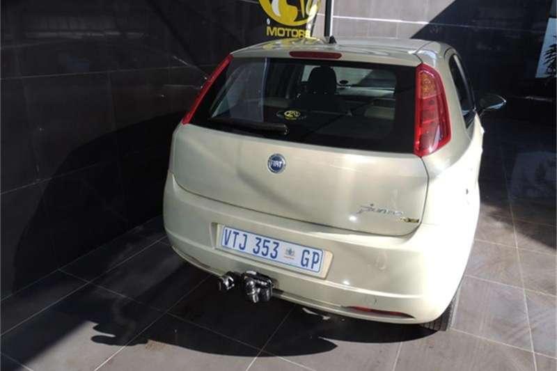 Fiat Punto 1.3JTD Multi-Jet Dynamic 2007