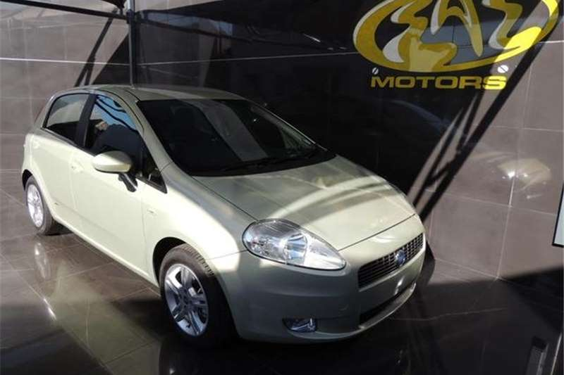 2007 Fiat Punto