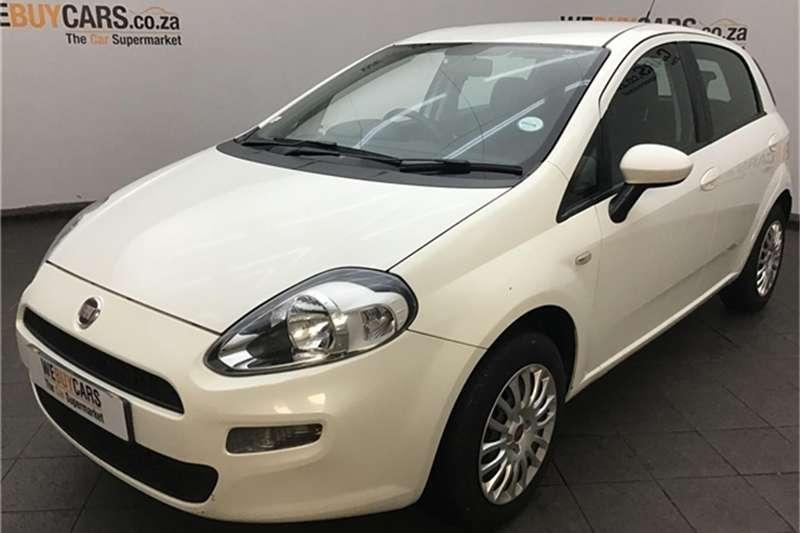 Fiat Punto 1.4 Base Easy 2013