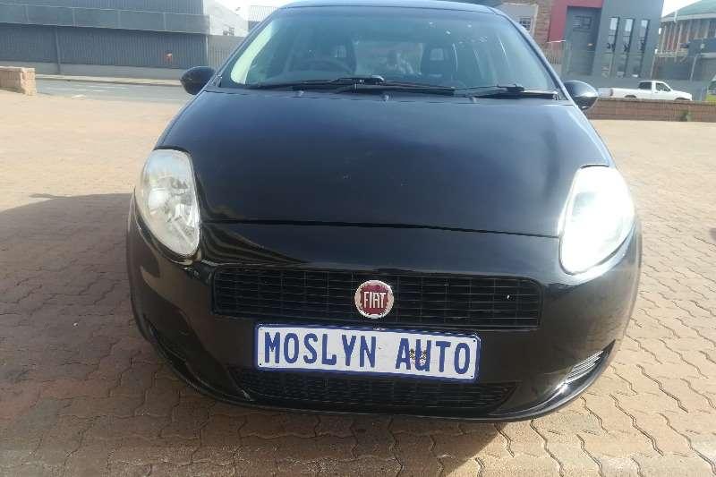 Fiat Punto 1.4 Easy 2010