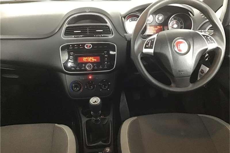 Fiat Punto 1.4 Easy 2012