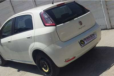 Used 2013 Fiat Punto 1.4 Easy