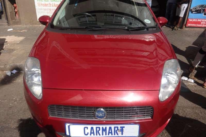 Fiat Punto 1.4 Emotion 2007