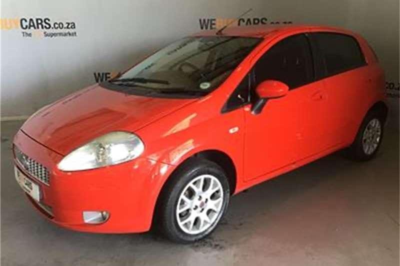 Fiat Punto 1.4 Emotion 2010