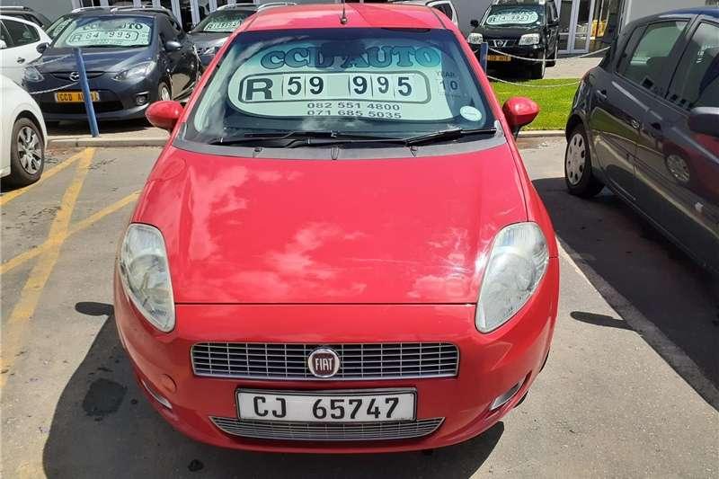 Fiat Punto 1.4 Essence 2010