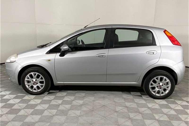 2012 Fiat Punto Punto 1.4 Essence