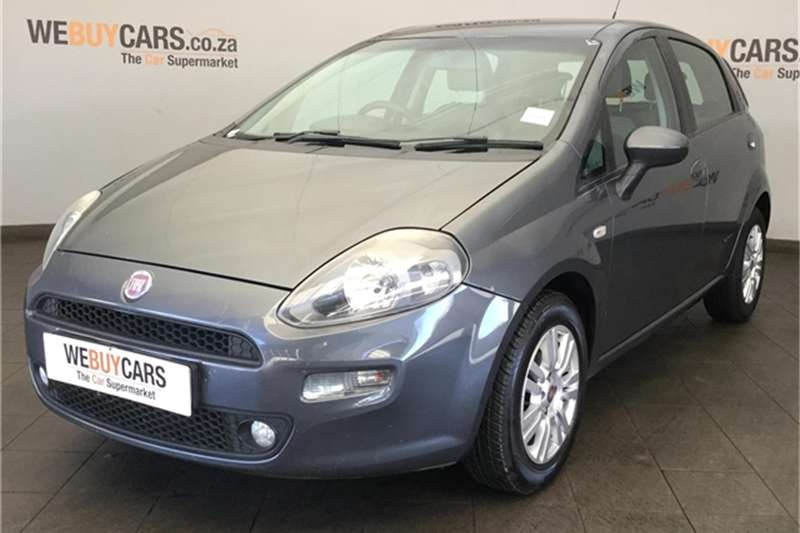 Fiat Punto 1.4 MultiAir Easy 2012