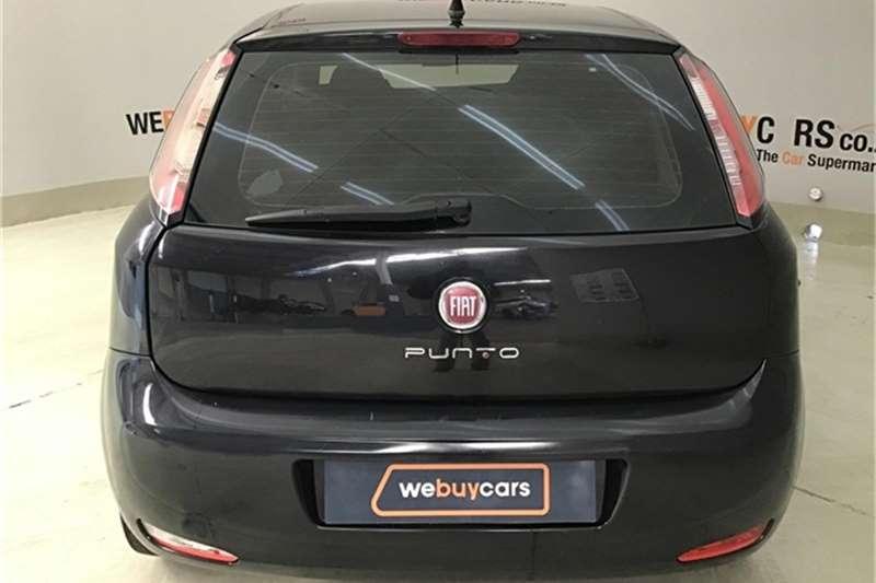 Fiat Punto 1.4 Pop 2012
