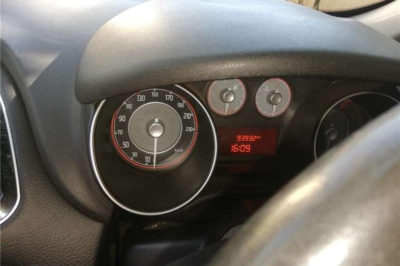 Fiat Punto 1.4T MultiAir Lounge 2012