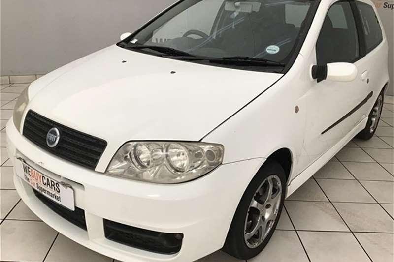 Fiat Punto 1.8 HGT 3 door 2005