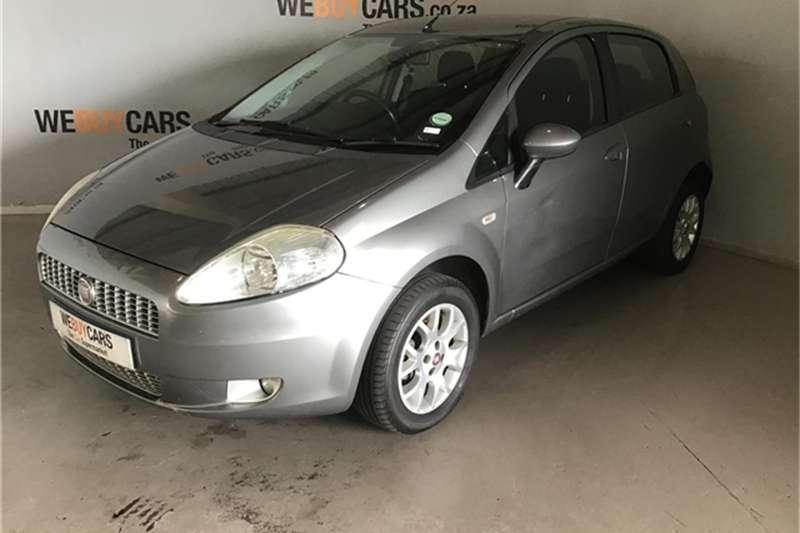 Fiat Punto Grande  1.4 5 door Active 2012