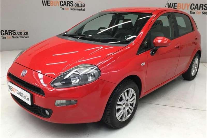 Fiat Punto Grande  1.4 5 door Dynamic 2012
