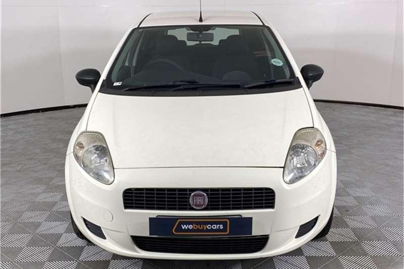 2010 Fiat Punto Grande Punto 1.4 5-door Active