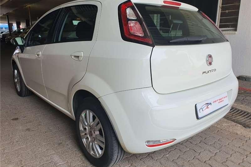 Fiat Punto Grande1.4 5 door Active 2012