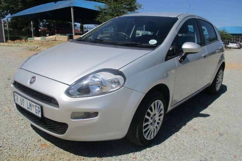 2014 Fiat Punto 1.4 Easy