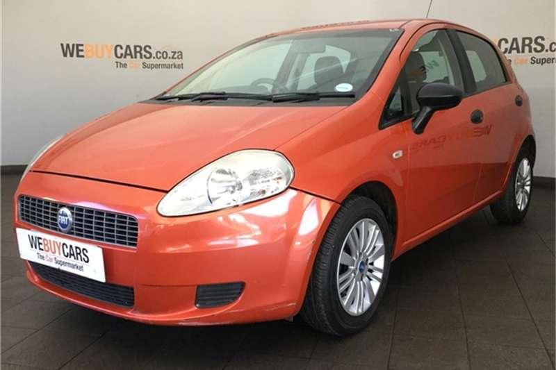 2007 Fiat Punto 1.2 16V Dynamic