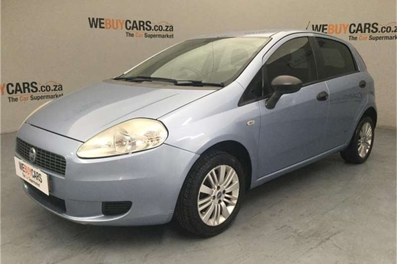 2006 Fiat Punto Grande  1.4 5 door Active